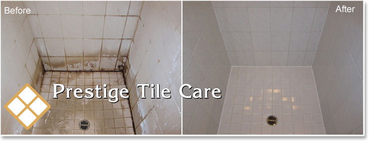 About prestige tile care for Soap scum on shower floor