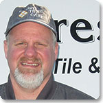 Troy Cantini owner of Prestige Tile Care